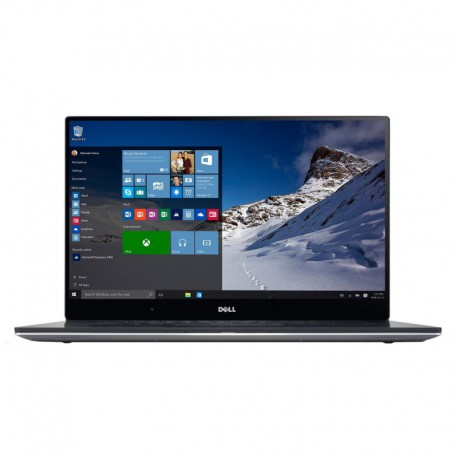 "Ultrabook Dell XPS 9550 cu procesor Intel® Core™ i7-6700HQ 2.60GHz, Skylake™, 15.6"", UHD, Touch-Screen, 16GB, 512GB SSD, nVidia GeForce GTX 960M 2GB, Microsoft Windows 10 Home, Silver"