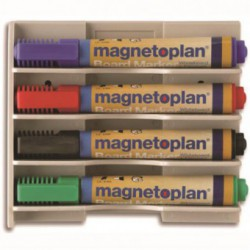 Suport magnetic pentru 4 markere Magnetoplan