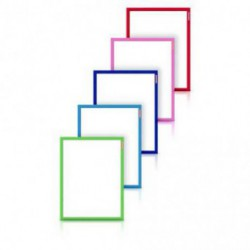 Whiteboard Magnetic Rama Lemn Color Memoboards