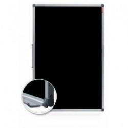 Tabla Creta Neagra 120*250 Cm Rama Aluminiu Memoboards