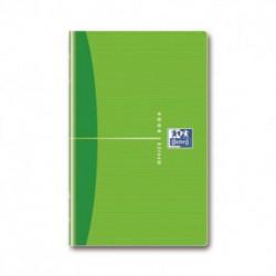 Caiet 90x140 mm 48 File Aritmetica Carton Soft Culori Asortate Essentials Oxford