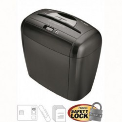 Distrugator Documente P35C Negru Cross-Cut Fellowes