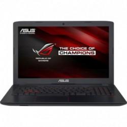 "Laptop ASUS ROG GL552VX-CN059D cu procesor Intel® Core™ i7-6700HQ 2.60GHz, Skylake™, 15.6"", Full HD, 8GB, 1TB, DVD-RW, nVIDIA GeForce GTX 950M 4GB, Free DOS, Metallic Grey"