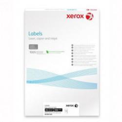 Etichete Universale cu colturi rotunde Xerox