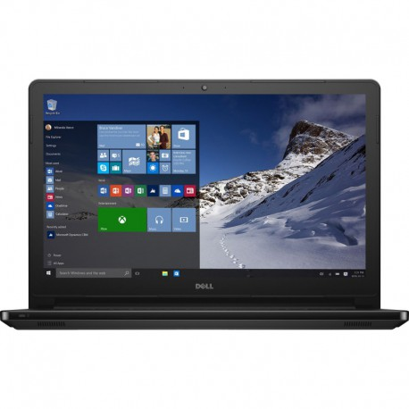 "Laptop Dell Inspiron 5559 cu procesor Intel® Core™ i7-6500U 2.50GHz, Skylake, 15.6"", 8GB, 1TB, DVD-RW, AMD Radeon™ R5 M335 4GB, Microsoft Windows 10 Home, Black"