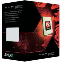Procesor AMD FX-8320, 8 nuclee, Frecventa 3500 MHz, Turbo 4000 MHz, Cache L3 8MB, TDP 125W (BOX) [Vishera]