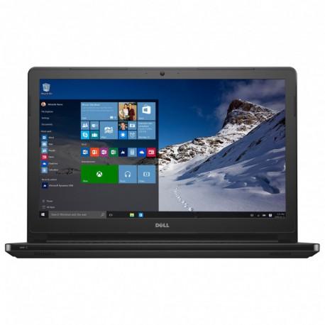 "Laptop Dell Inspiron 5558 cu procesor Intel® Core™ i3-5005U 2.00GHz, Broadwell™, 15.6"", 4GB, 1TB, DVD-RW, Intel® HD Graphics, Microsoft Windows 10 Home, Black"
