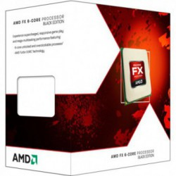 Procesor AMD FX-6300, 6 nuclee, Frecventa 3500 MHz, Turbo 4100 MHz, Cache L3 8MB, TDP 95W (BOX) [Vishera]