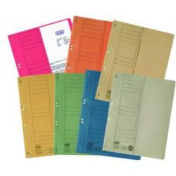 Dosar Carton Capse 1/2 Diverse Culori Elba