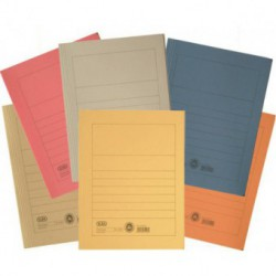 Dosar Carton Plic Diverse Culori Elba