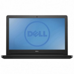 "Laptop Dell Inspiron 5558 cu procesor Intel® Core™ i3-5005U 2.00GHz, Broadwell™, 15.6"", 4GB, 1TB, DVD-RW, Intel® HD Graphics, Ubuntu version 14.04 SP1, Black"