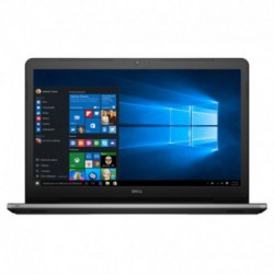"Laptop Dell Inspiron 5759 cu procesor Intel® Core™ i7-6500U 2.50GHz, Skylake, 17.3"", Full HD, 8GB, 1TB, DVD-RW, AMD Radeon™ R5 M335 4GB, Microsoft Windows 10 Home, Silver"