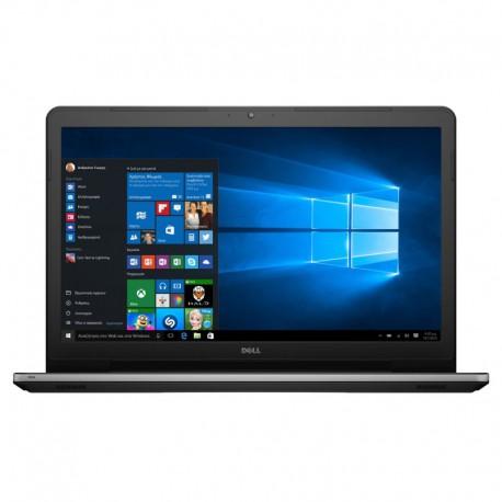 """Laptop Dell Inspiron 5759 cu procesor Intel® Core™ i7-6500U 2.50GHz, Skylake, 17.3"""", Full HD, 8GB, 1TB, DVD-RW, AMD Radeon™ R5 M335 4GB, Microsoft Windows 10 Home, Silver"""