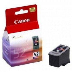 Cartus Photo Cl-52 21Ml Original Canon Ip6210D