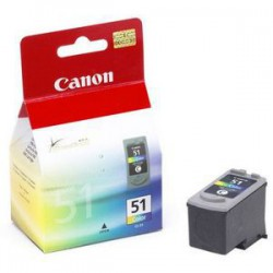Cartus Color Cl-51 21Ml Original Canon Ip2200