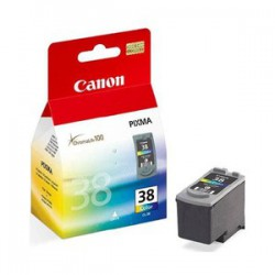 Cartus Color Cl-38 9Ml Original Canon Ip1800