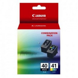 Combo Pack Pg-40/Cl-41 Original Canon Ip1600