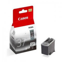 Cartus Black Pg-37 11Ml Original Canon Ip1800