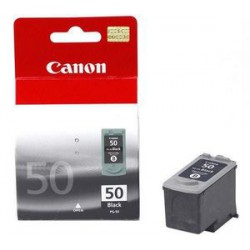 Cartus Black Pg-50 22Ml Original Canon Ip2200