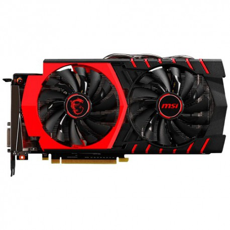 Placa video MSI GeForce GTX 960 4GB GDDR5 128-bit [Twin Frozr V]