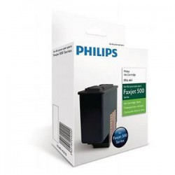 Cartus Black Pfa441 Original Philips Faxjet 520