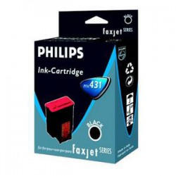 Cartus Black Pfa431 Original Philips Ipf 325