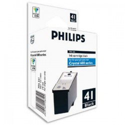 Cartus Black Pfa541 Original Philips Crystal 650