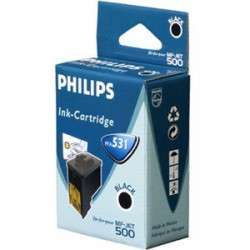 Cartus Black Pfa531 Original Philips Mfj 500