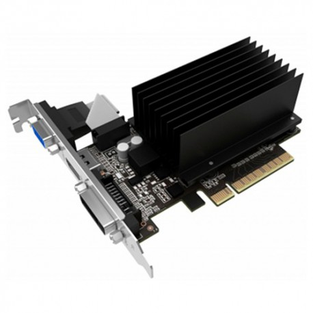Placa video Gainward GeForce GT 720 1GB DDR3 64-bit SilentFX