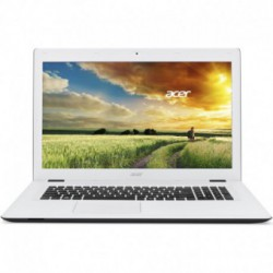 "Laptop Acer Aspire E5-573-36P3 cu procesor Intel® Core™ i3-4005U 1.70GHz, Haswell™, 15.6"", 4GB, 500GB, DVD-RW, Intel® HD Graphics, Linux, White"
