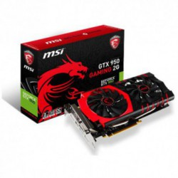 Placa video MSI GeForce GTX 950 2GB GDDR5 128-bit [GAMING 2G]
