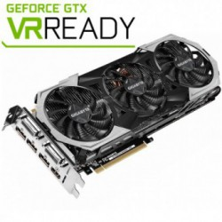 Placa video Gigabyte GeForce GTX 980 Ti 6GB GDDR5 384-bit [G1 Gaming, WindForce 3X, Super OverClock]