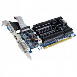 Placa video Gigabyte GeForce GT 610 1GB GDDR3 64-bit (Rev 2.0)