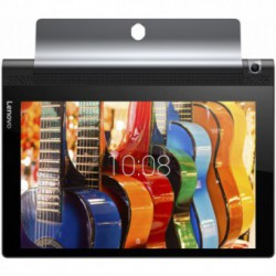 Tableta Lenovo Yoga Tab 3, IPS 10.1 inch, CPU Quad-Core 1.3 GHz, 1GB RAM, 16GB Flash, Wi-Fi, Bluetooth, Android 5.1, Black