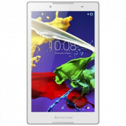 Tableta Lenovo Tab 2 A8-50, IPS 8.0 inch, CPU Quad-Core 1.3 GHz, 1GB RAM, 16GB Flash, Wi-Fi, Bluetooth, Android 5.0, White
