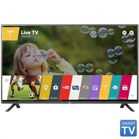 Televizor LED LG 55LF592V, 139 cm (55 inch), Full HD, MCI 400, Triple XD Engine, Wi-Fi, webOS 2.0, Smart TV
