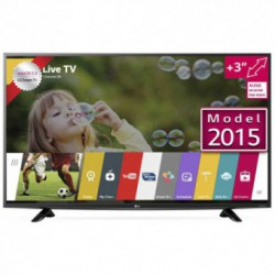 Televizor LED LG 43UF6407, 109 cm (43 inch), Ultra HD 4K, IPS, Triple XD Engine, Natural Color, Wi-Fi, webOS 2.0, Smart TV