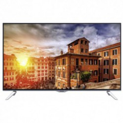 Televizor LED Panasonic 3D VIERA TX-48CX400E, 121 cm (48 inch), Ultra HD 4K, RMR 200Hz, Slot CI+