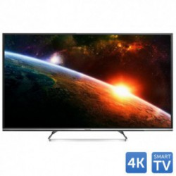 Televizor LED Panasonic VIERA TX-50CX670E, 127 cm (50 inch), Ultra HD 4K, BMR 200Hz, Super Bright Panel, Quad-Core Pro, Wi-Fi, Smart TV