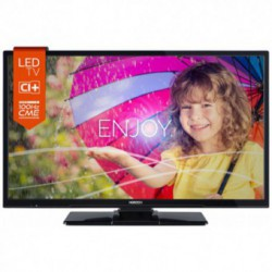 Televizor LED Horizon 32HL739H, 81 cm (32 inch), HD Ready, CME 100Hz, HDMI, USB Player, Negru
