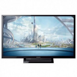 Televizor LED Sony BRAVIA KDL-40R450C, 101 cm (40 inch), Full HD, Motionflow XR 100Hz, HDMI, USB, Slot CI+, Negru