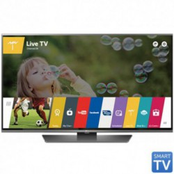 Televizor LED LG 40LF630V, 101 cm (40 inch), Full HD, IPS, Triple XD Engine, Natural Color, Rama metalica, Wi-Fi, webOS 2.0, Smart TV