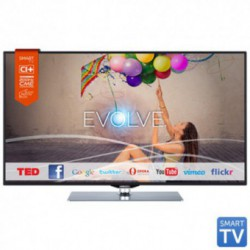 Televizor LED Horizon 32HL810H, 81 cm (32 inch), HD Ready, CME 200Hz, HDMI, USB Player, Wi-Fi Dongle, Smart TV, Negru