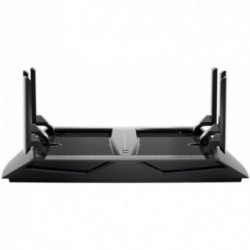 Router wireless NETGEAR R8000 Nighthawk X6, 802.11ac, Tri-Band, AC3200 Gigabit, USB 3.0/USB 2.0