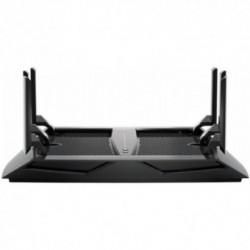 Router wireless NETGEAR R8000 Nighthawk X6, 802.11ac, Tri-Band, AC3200 Gigabit, USB 3.0/USB 2.0