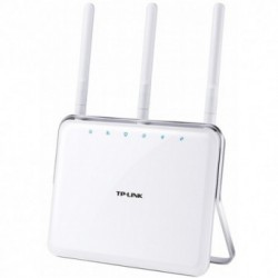 Router wireless TP-LINK Archer C8, 802.11ac, Dual Band Gigabit, AC1750, USB 2.0/USB 3.0