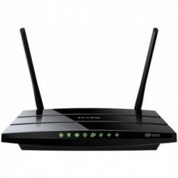 Router wireless TP-LINK Archer C5, 802.11ac, Dual Band Gigabit, AC1200, USB 2.0