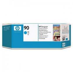 Cap Imprimare & Cleaner Cyan Nr.90 C5055A Original Hp Designjet 4000
