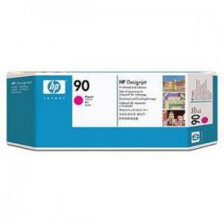 Cap Imprimare & Cleaner Magenta Nr.90 C5056A Original Hp Designjet 4000