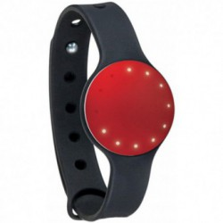 Accesoriu telefon mobil Misfit Bratara fitness Shine, Bluetooth v4.0, Rosu